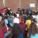 Delegazione AIA Rimini in visita alle Scuole Superiori.